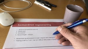 30. APRIL: 30. april er fristen for å levere samordnet registrering.